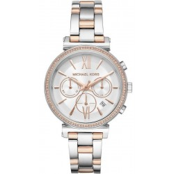 Women's Michael Kors Watch Sofie MK6558 Chronograph