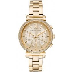 Women's Michael Kors Watch Sofie MK6559 Chronograph