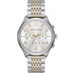 Buy Men's Michael Kors Watch Merrick MK8660 Chronograph