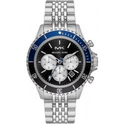 Buy Mens Michael Kors Watch Bayville MK8749 Chronograph