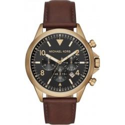 Buy Mens Michael Kors Watch Gage MK8785 Chronograph