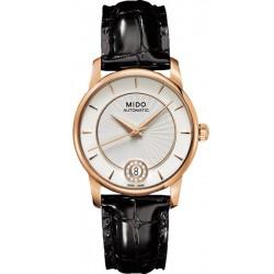 Buy Women's Mido Watch Baroncelli II M0072073603600 Diamonds Automatic
