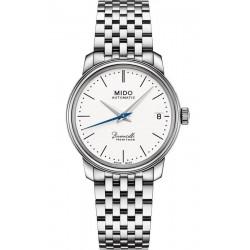 Buy Women's Mido Watch Baroncelli III Heritage M0272071101000 Automatic