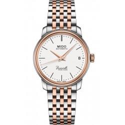 Buy Women's Mido Watch Baroncelli III Heritage M0272072201000 Automatic