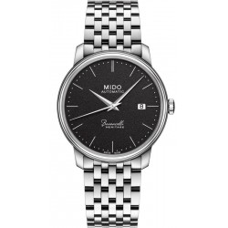 Buy Men's Mido Watch Baroncelli III Heritage M0274071105000 Automatic