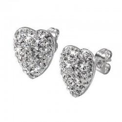 Buy Women's Morellato Earrings Heart SRN14
