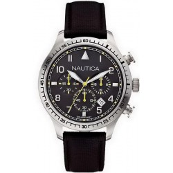 Men's Nautica Watch BFD 105 A16577G Chronograph