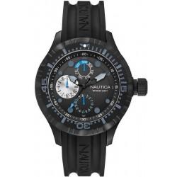 Men's Nautica Watch BFD 100 A16681G Multifunction