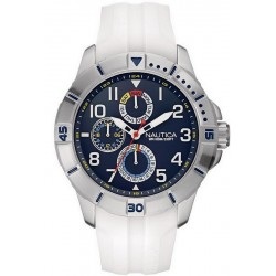 Men's Nautica Watch NSR 300 NAI12514G Multifunction