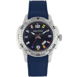 Men's Nautica Watch NCS 16 Flag NAI13515G