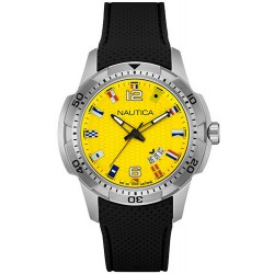 Men's Nautica Watch NCS 16 Flag NAI13516G