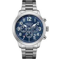 Buy Men's Nautica Watch NCC 01 NAI16516G Chronograph