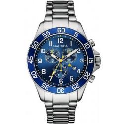 Men's Nautica Watch NST 19 NAI17508G Chronograph