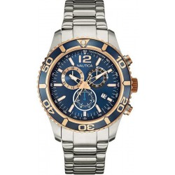 Men's Nautica Watch NST 09 NAI18500G Chronograph
