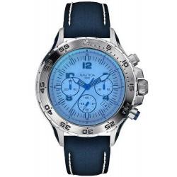 Men's Nautica Watch NST 101 NAI19535G Chronograph