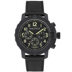 Men's Nautica Watch NMS 01 USS NAI21006G Chronograph