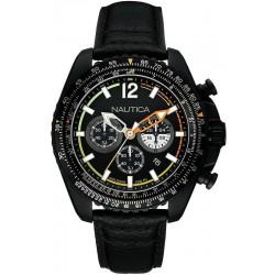 Buy Men's Nautica Watch NMX 1500 NAI22506G Chronograph