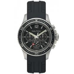 Buy Men's Nautica Watch Freeboard NAPFRB010 Chronograph