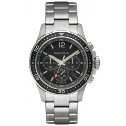 Buy Men's Nautica Watch Freeboard NAPFRB012 Chronograph