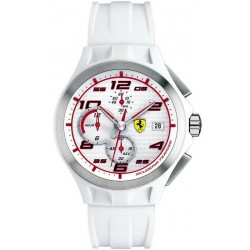 Men's Scuderia Ferrari Watch SF102 Lap Time Chrono 0830016