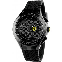 Buy Men's Scuderia Ferrari Watch Race Day Chrono 0830105