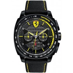 Men's Scuderia Ferrari Watch Aero Evo Chrono 0830165