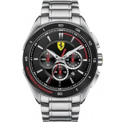 Buy Men's Scuderia Ferrari Watch Gran Premio Chrono 0830188