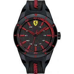 Buy Men's Scuderia Ferrari Watch RedRev 0830245