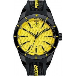 Buy Men's Scuderia Ferrari Watch RedRev 0830246