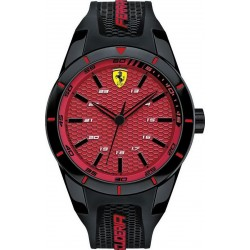 Buy Men's Scuderia Ferrari Watch RedRev 0830248