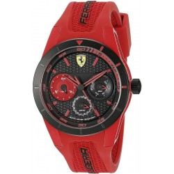 Buy Men's Scuderia Ferrari Watch RedRev 0830258