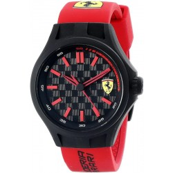 Buy Men's Scuderia Ferrari Watch Pit Crew 0840003