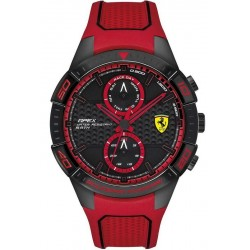 Buy Men's Scuderia Ferrari Watch Apex FER0830639 Multifunction