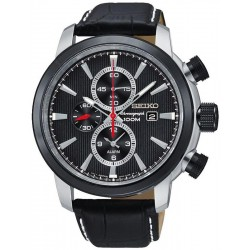 Buy Men's Seiko Watch Neo Sport Alarm Chronograph Quartz SNAF47P2