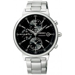 Buy Unisex Seiko Watch Neo Classic SNDW49P1 Chronograph Quartz