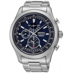 Buy Men's Seiko Watch Chronograph Perpetual Calendar Alarm SPC125P1