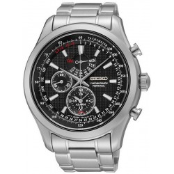 Buy Men's Seiko Watch Chronograph Perpetual Calendar Alarm SPC127P1
