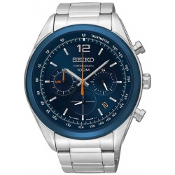 Buy Men's Seiko Watch Neo Sport SSB091P1 Chronograph Quartz