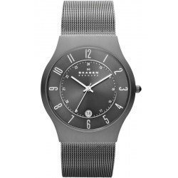 Buy Men's Skagen Watch Grenen Titanium 233XLTTM