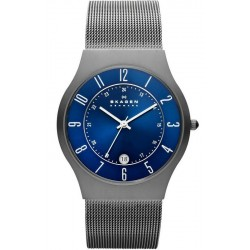Buy Men's Skagen Watch Grenen Titanium 233XLTTN