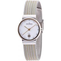 Buy Women's Skagen Watch Ancher 355SSGS Mother of Pearl