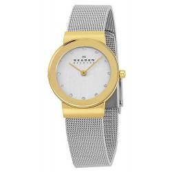 Buy Women's Skagen Watch Freja 358SGSCD