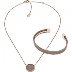 Buy Women's Skagen Bracelet + Necklace Merete SKJB1000791