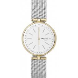 Buy Women's Skagen Connected Watch Signatur T-Bar SKT1413 Hybrid Smartwatch
