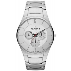 Buy Men's Skagen Watch Classic SKW6002 Multifunction