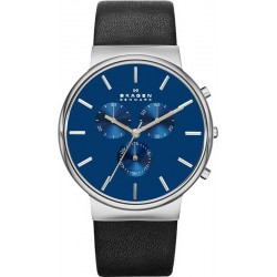 Buy Men's Skagen Watch Ancher SKW6105 Chronograph