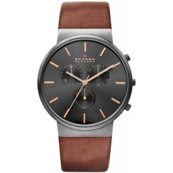 Buy Men's Skagen Watch Ancher SKW6106 Chronograph