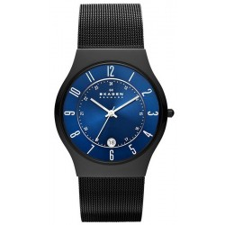 Buy Men's Skagen Watch Grenen Titanium T233XLTMN