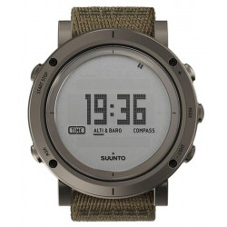 Buy Suunto Essential Slate Men's Watch SS021217000