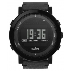 Buy Suunto Essential Ceramic All Black Men's Watch SS022437000
